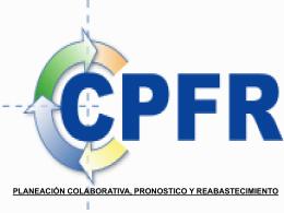 CPFR - Webnode
