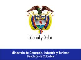 Acceso a mercados de bienes industriales (archivo en