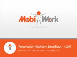 MobiWork SmartTrack