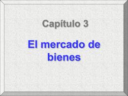Chapter 1 - Departamento de Análisis Económico.
