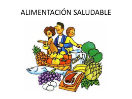 Alimentacion_saludable. - Beatriz-hdez
