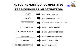 Clase 1 - Autodiagnóstico