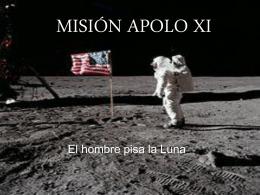 MISIÓN APOLO XI.