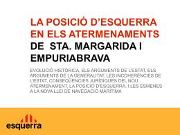 Descàrrega Document Posicionament ERC respecte els