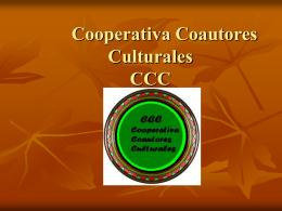 Cooperativa Coautores Culturales