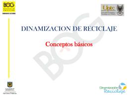 Qué materiales SON reciclables?