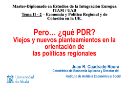 Tema 2.2 - Instituto de Estudios de la Integración Europea