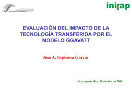 presentacion impacto..
