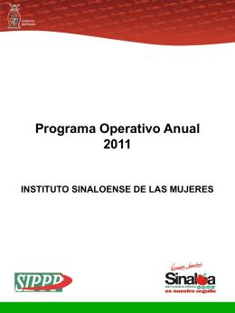2011 - Portal de Acceso a la Información