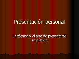 presentacion+personal+2010-11