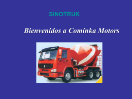 Mixer volume - Cominka Motors