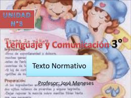 UNIDAD N°3 TEXTO NORMATIVO (1451520)