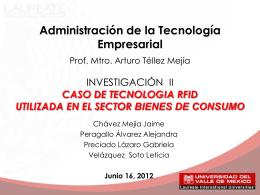 Presentación de PowerPoint - Technology
