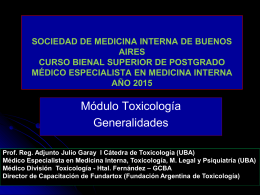 + Prof. Dr. Julio Garay