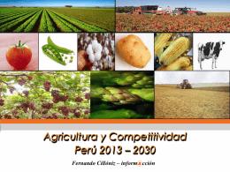 Desafíos y Perspectivas del Agro