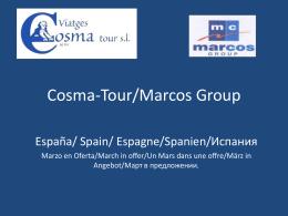 Cosma-Tour/Marcos Group