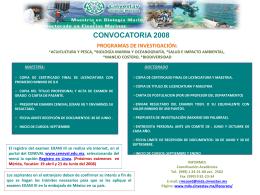 Diapositiva 1 - CINVESTAV Unidad Mérida