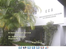 CCA-reunion2comisionCR - Universidad de Costa Rica