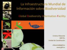 GBIF - Asociación de Herbarios Ibero