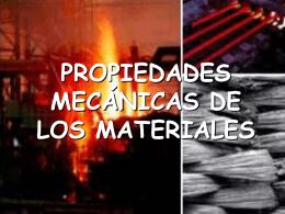 PROPIED MECANICAS DE LOS MATERIALES B