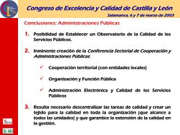 Cooperación territorial (con entidades locales)
