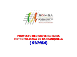 RUMBA - Universidad Icesi
