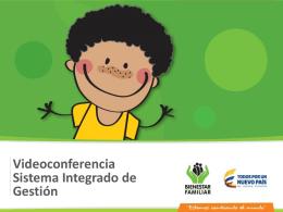 Videoconferencia Regionales 11 febrero de 2015