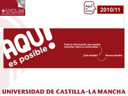 Promoción UCLM