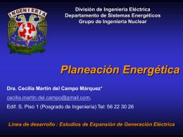 Planeación Energética - Sitio Odin.fi