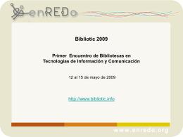 Diapositiva 1 - Repositorio de Bibliotic