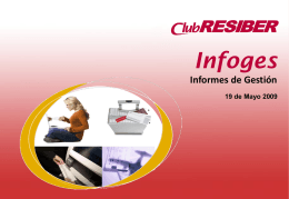 RESIBERpax - Infoges - Iberia Web Sistemas