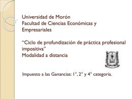 Deducciones generales - Estudio-Contable