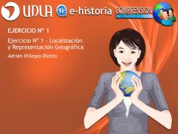 Ejercicio Nº 1 - Localización y Representación Geográfica
