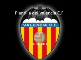 Valencia - amuntvalencia