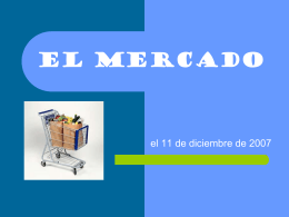 El Mercado - Language Links 2006
