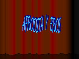 AFRODIT_AY_EROS - C.R.A. Entre Dos Ríos