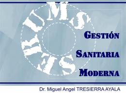 Dr. Miguel ängel Tresierra Ayala