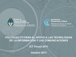 Diapositiva 1 - abest - Ministerio de Ciencia, Tecnología e