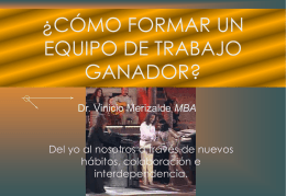 MBA - Inicio