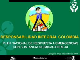 PNRE-RI - Responsabilidad Integral Colombia