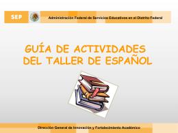 Administración Federal de Servicios Educativos en el Distrito