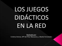 JuegosDidacticosenlaRed