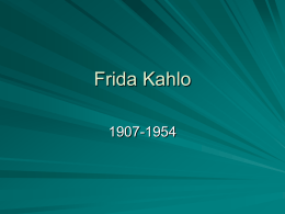 Frida Kahlo - Franklin Foreign Language