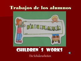Children´s works