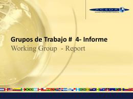 Grupos de Trabajo # 4 - PLOT - Diseño y Desarrollo Web Colombia
