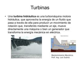 PPT Turbinas