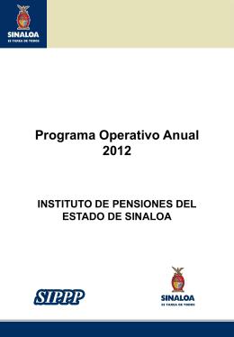 2012 - Portal de Acceso a la Información