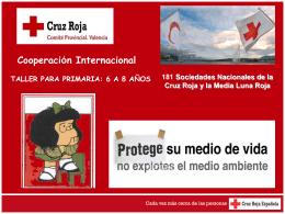 Diapositiva 1 - MundoCruzRoja