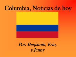 Columbia - lafevrewiki