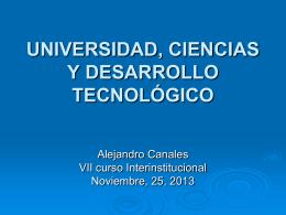 Países en desarrollo - Seminario de Educación Superior de la UNAM